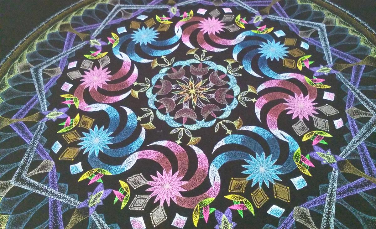 宙奏曼荼羅「画房こぐまーなの森」のイメージ